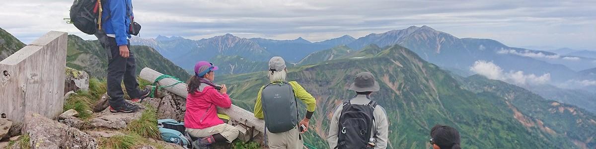 立山の大自然を体感!フィールドウォッチング
