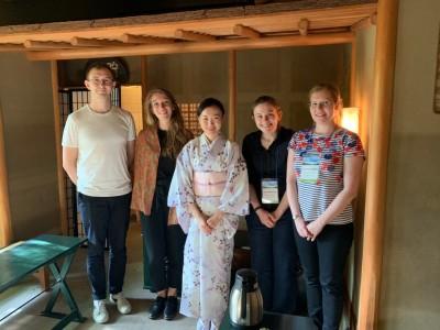 国際学会TAUP2019inToyamaで現地ツアーを実施いたしました。(2019.9/9-9/13)